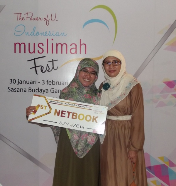 with izzatu jannah